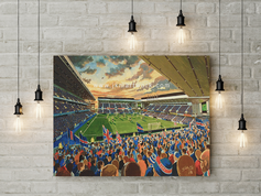 new ibrox  canvas a3 size
